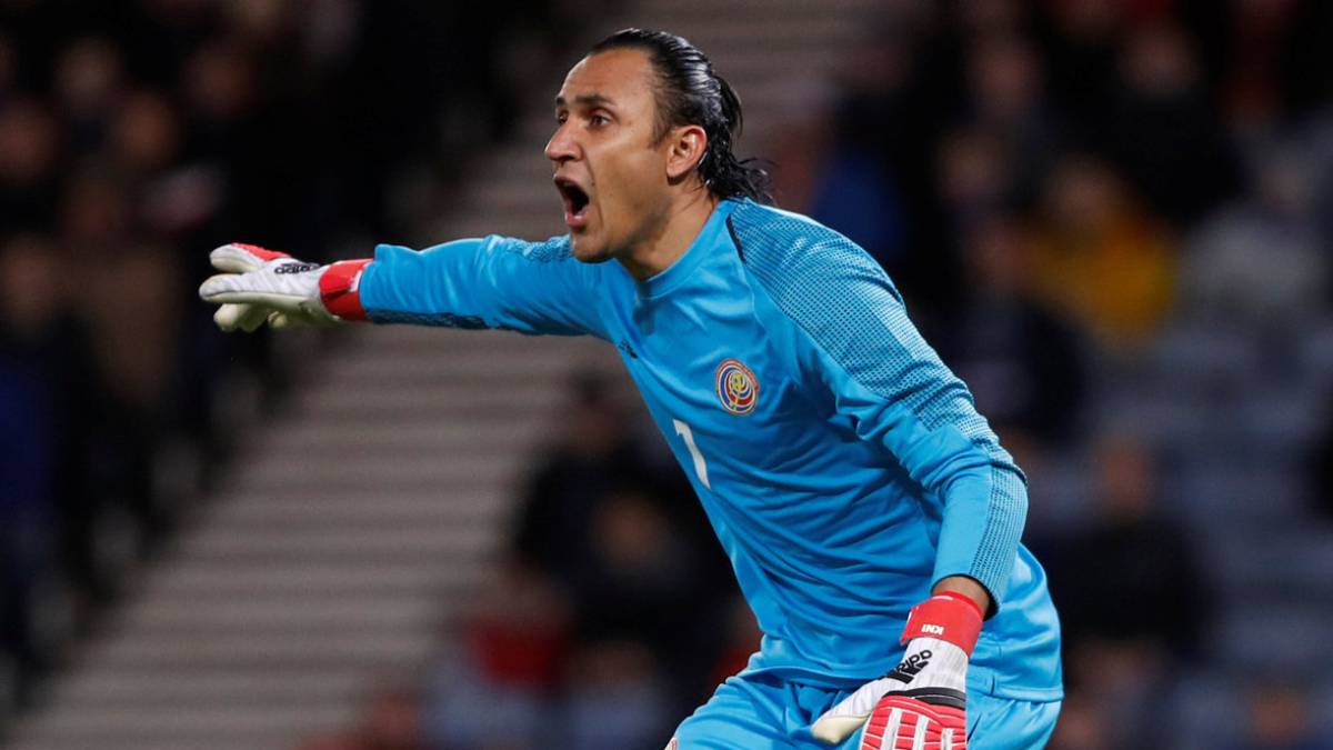 Image result for keylor navas costa rica mundial