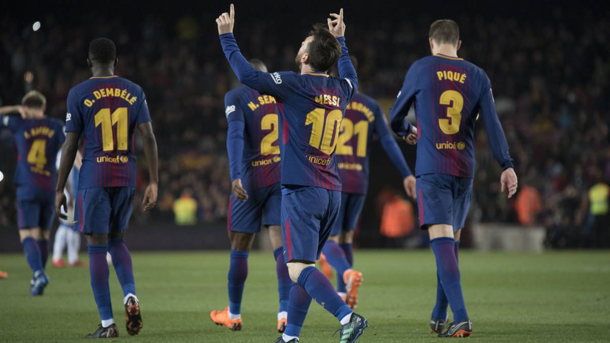 Barcelona can smell LaLiga title against Real Madrid in Camp Nou ... b1a8b35942a91