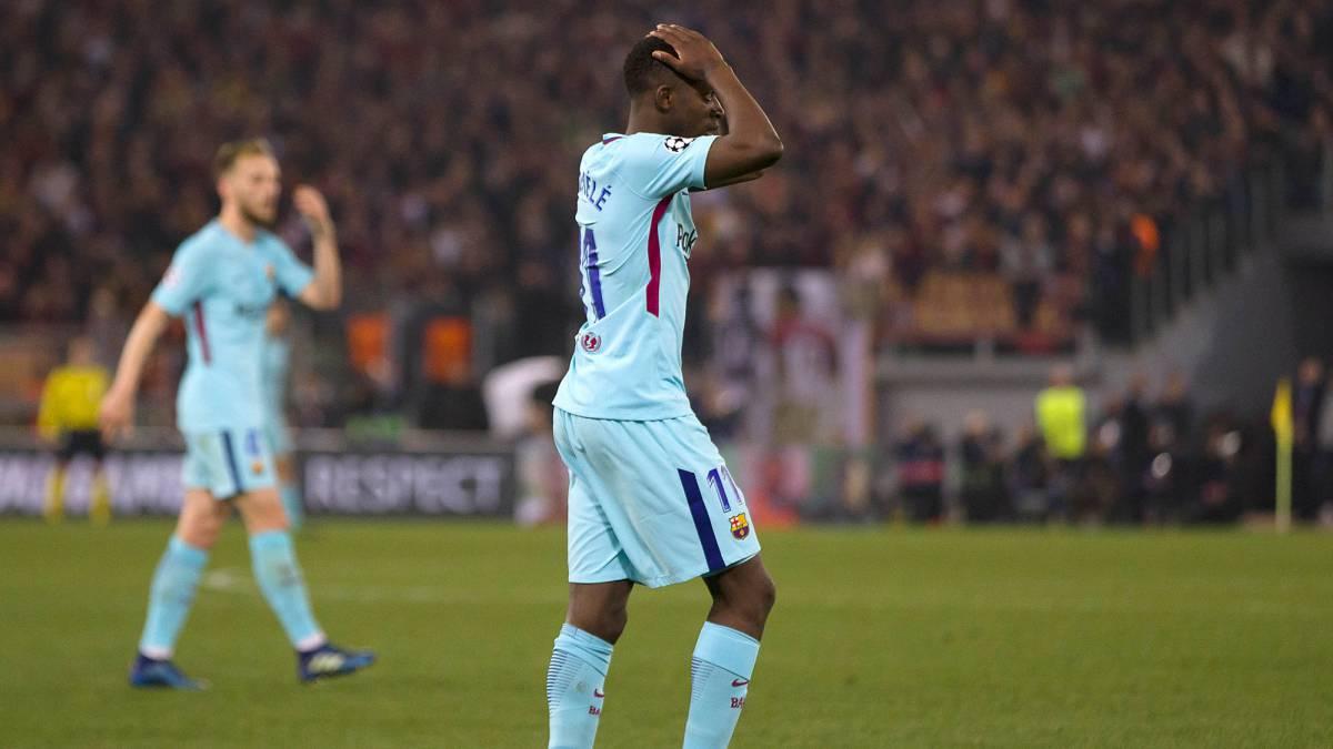 Un Barça médiocre dit adieu à sa série d'invincibilité en Liga (5-4)