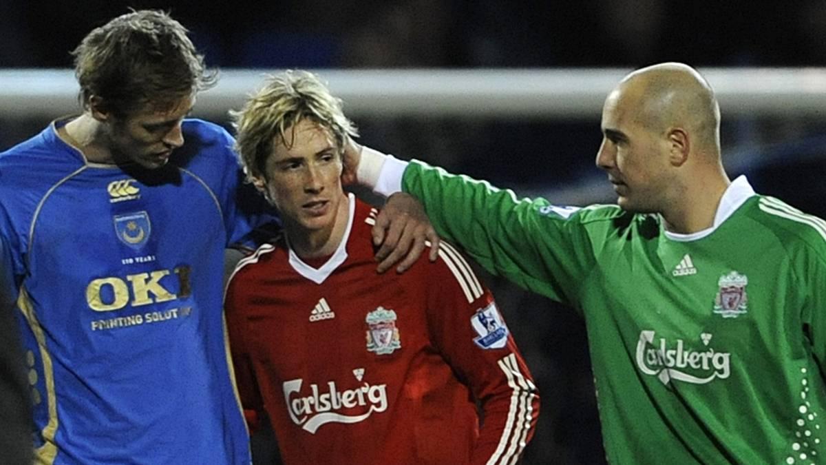 Crouch hopes Fernando Torres will return to the Premier League - AS.com dced3280e