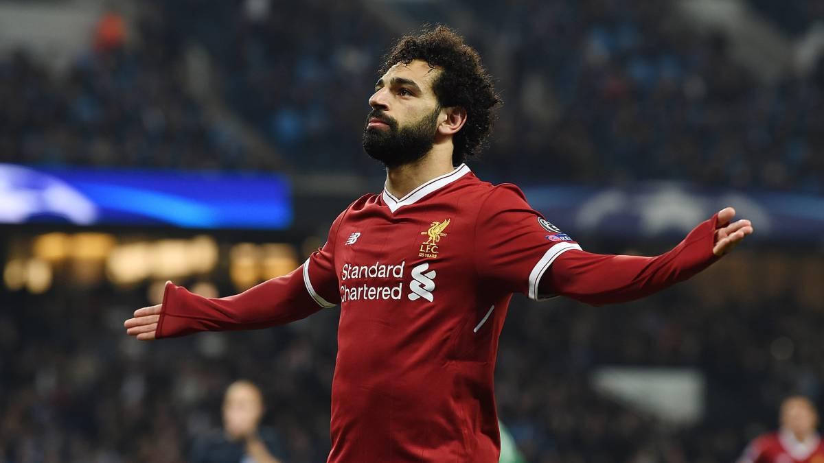 AS : Le Barça négocie avec Mohamed Salah