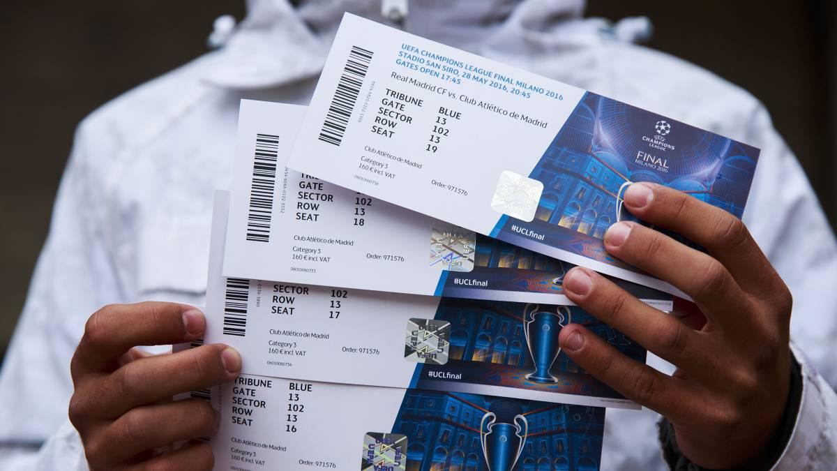 El Madrid vende las entradas más caras  el Bayern 056bf4bd840df