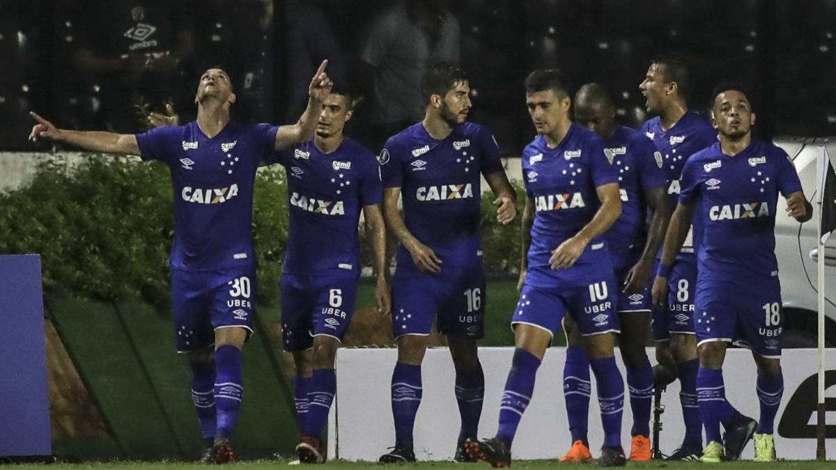 Vasco 0-4 Cruzeiro: resumen, goles y resultado - AS.com