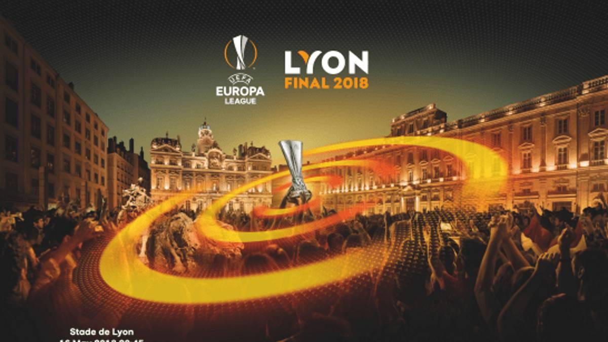 Europa League Final Atletico Madrid Allocated  Tickets
