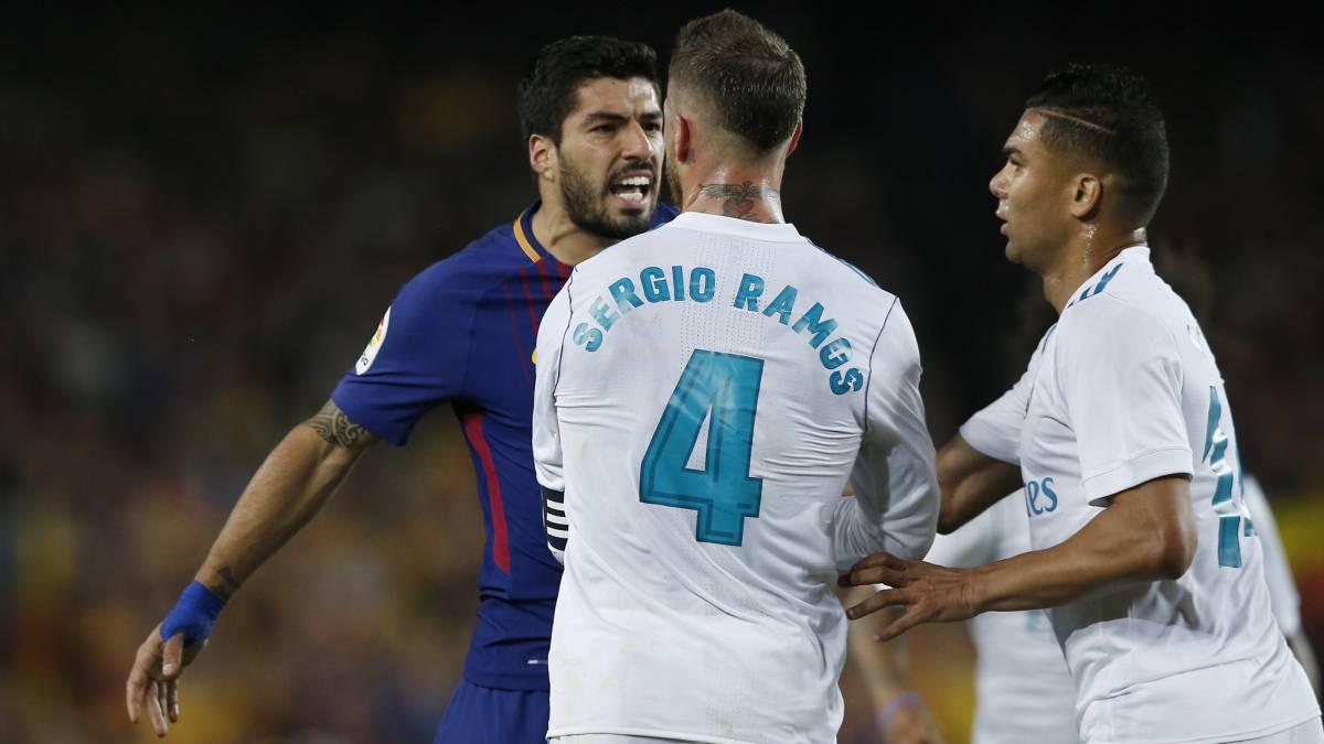 Ramos elogió a Iniesta y podría seguir su camino