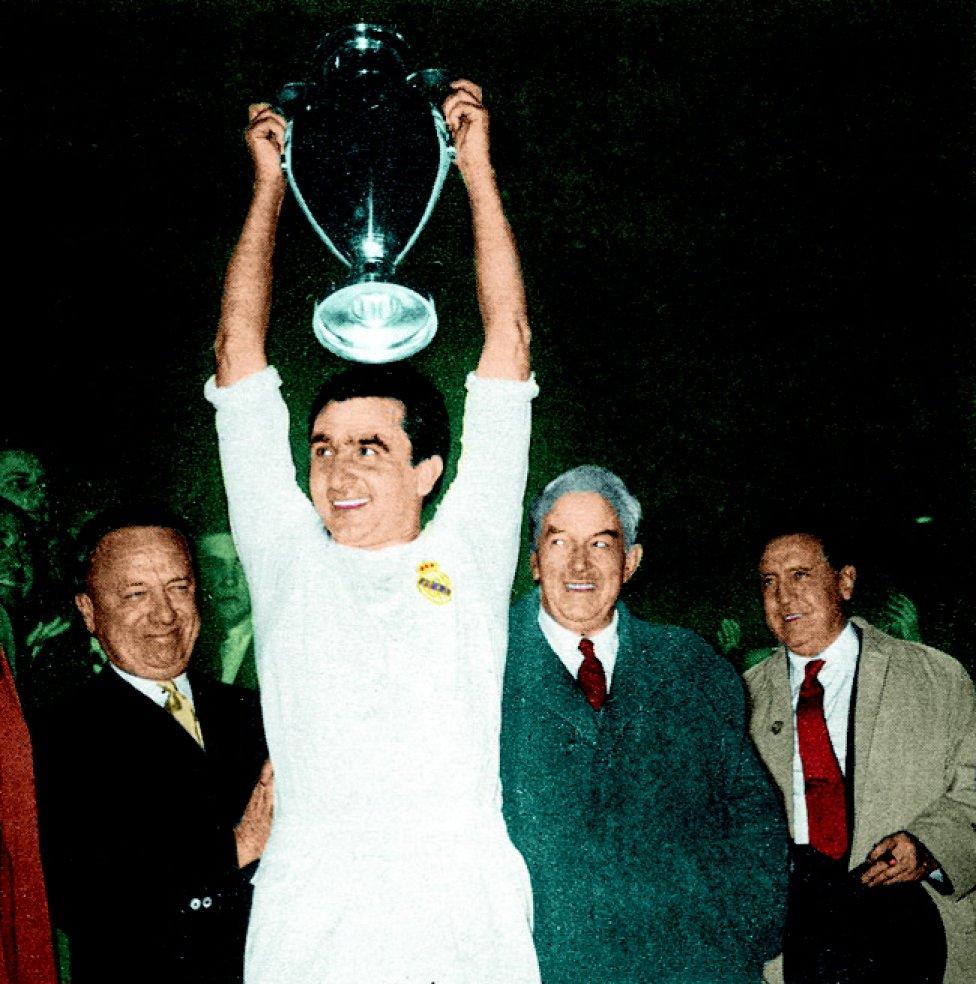 Final de la Champions League 1955/56