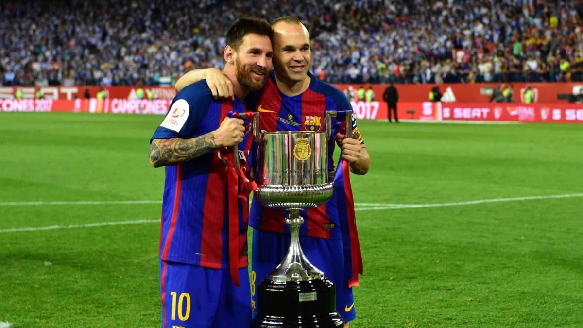 El Barça ofrecerá los cinco títulos de Copa ante el Villarreal