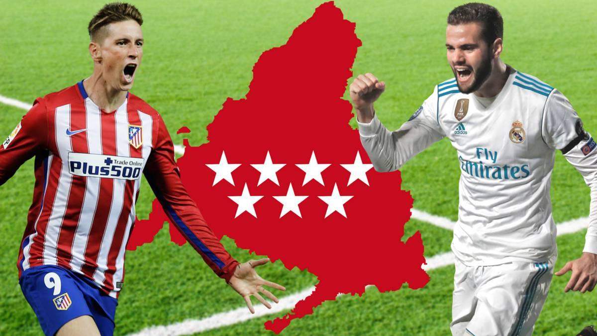 a4b71a1eb El  once  de jugadores de la Comunidad de Madrid en LaLiga  Nacho ...