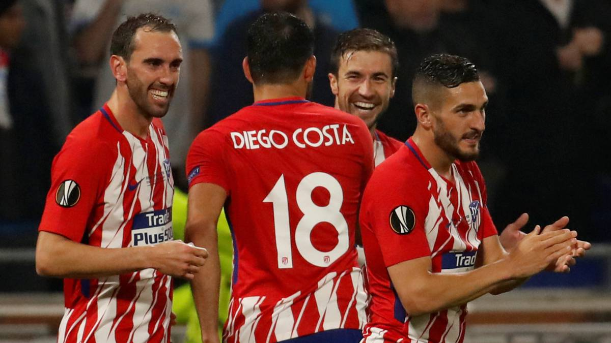 Gab Wants Griezmann to Stay at Atletico Beyond EL Final