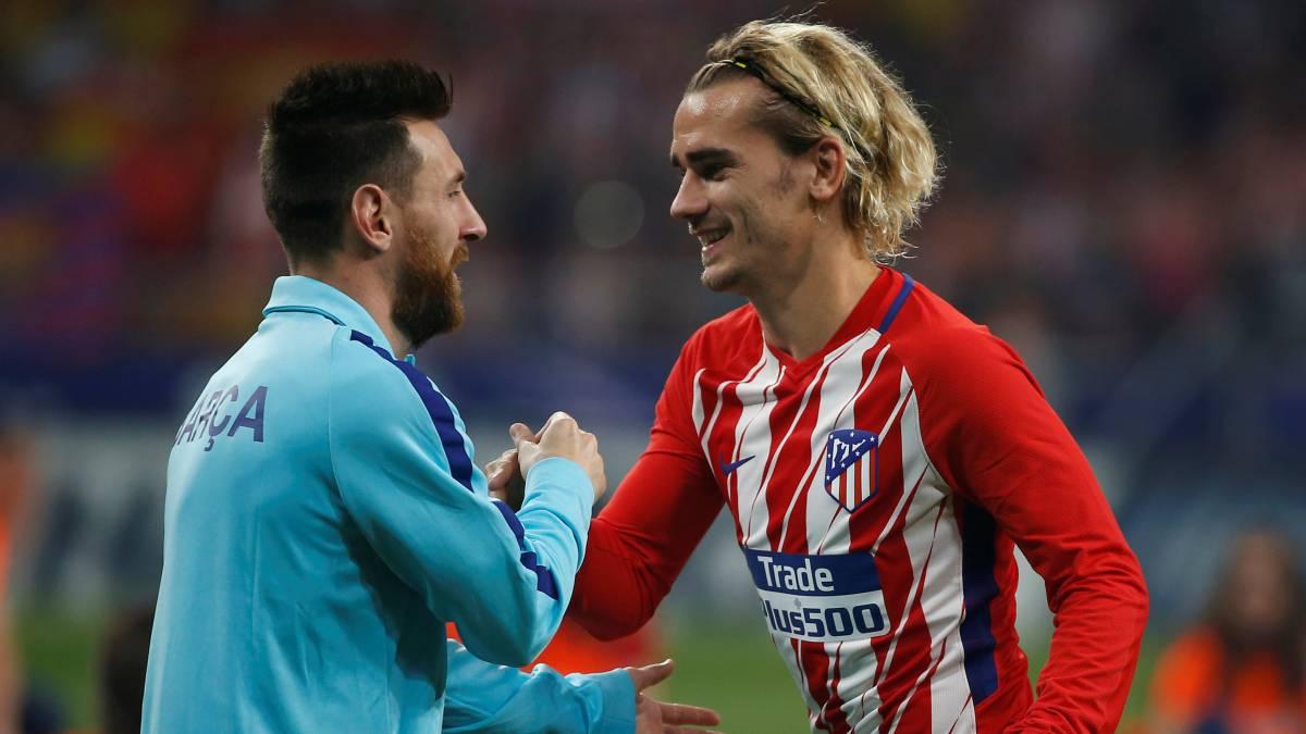 Messi calls Griezmann to invite him to Barça next season - AS.com acb55d081