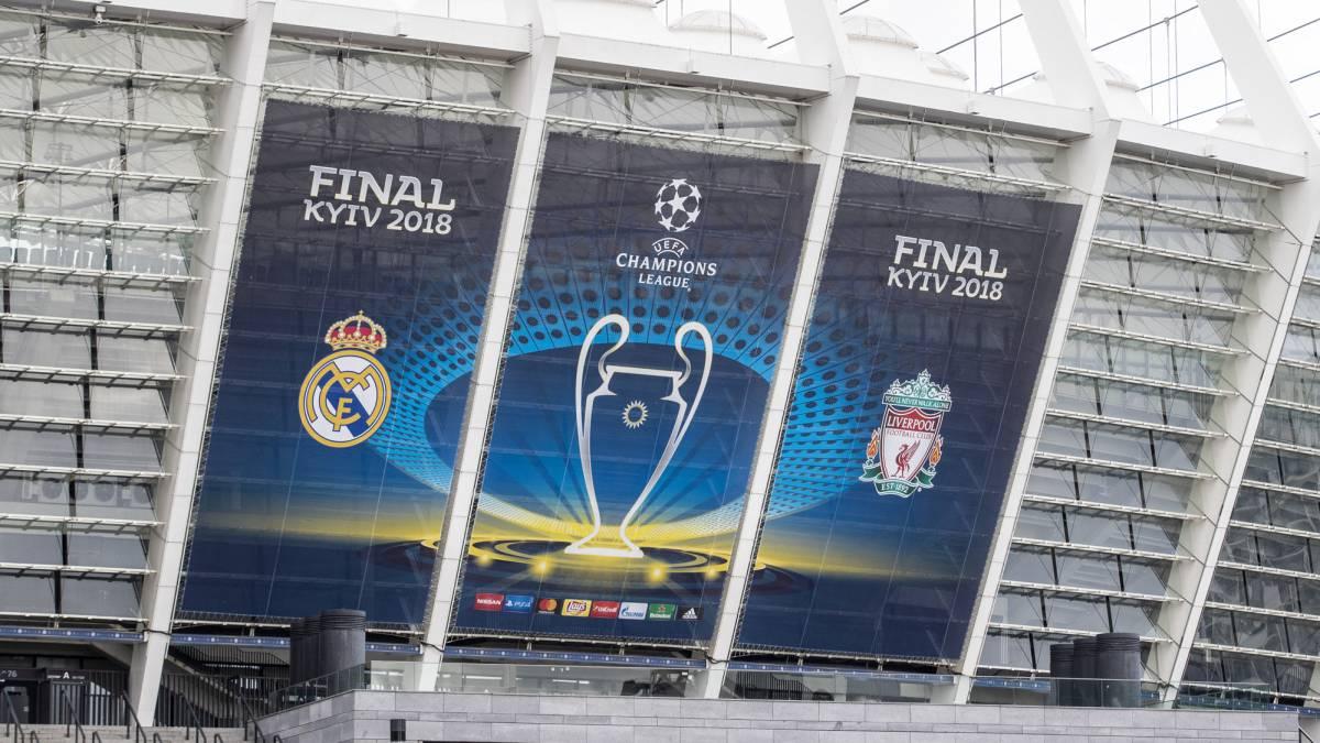Finale champions league 2018 billetterie