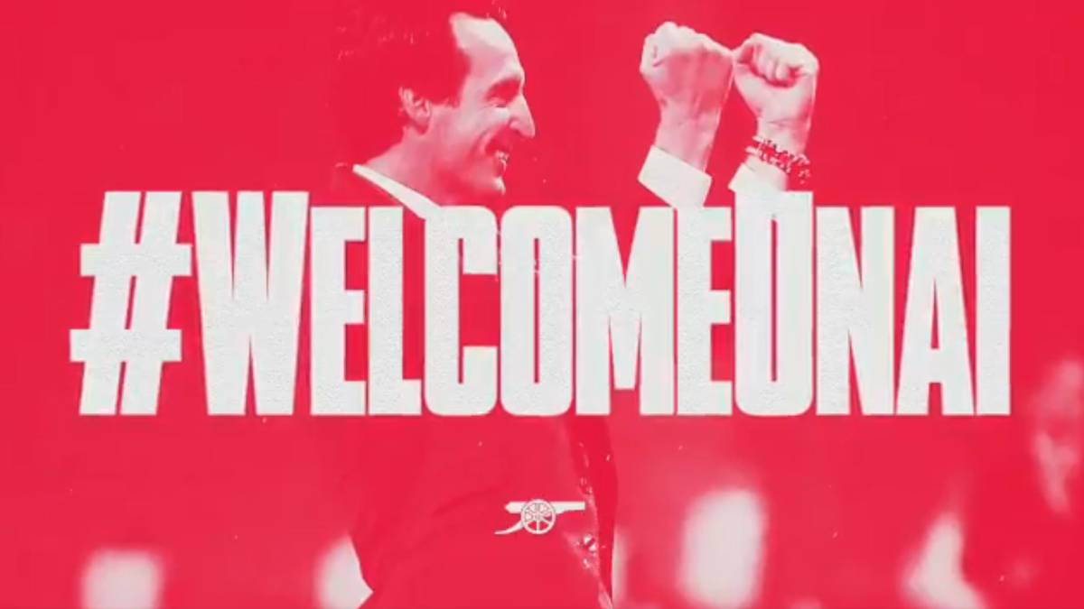 Official Unai Emery Is New Arsenal Manager