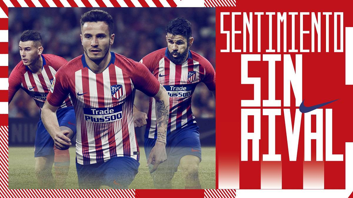 042094cea Griezmann omitted from new Atlético shirt campaign - AS.com