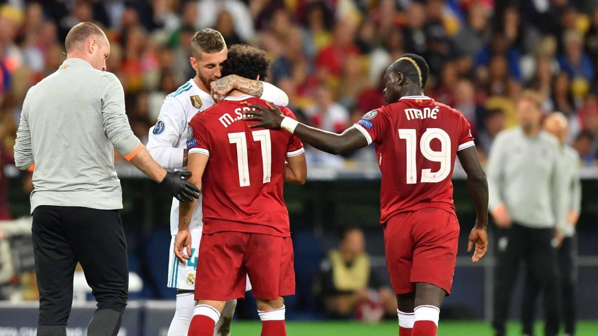 La prensa egipcia califica a Ramos de