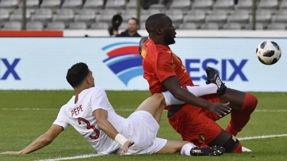 Bélgica 0-0 Portugal: resumen, resultado y goles del partido - AS.com