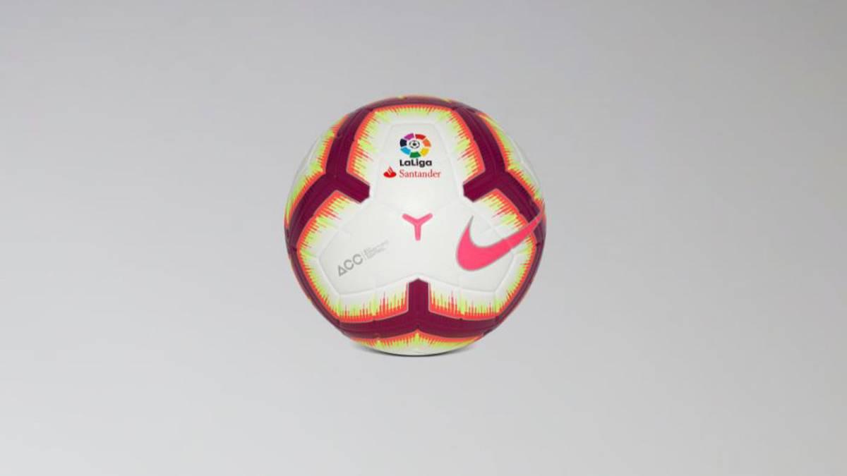 Nike presenta el balón  Merlín   nuevo color a609b7fae13a1