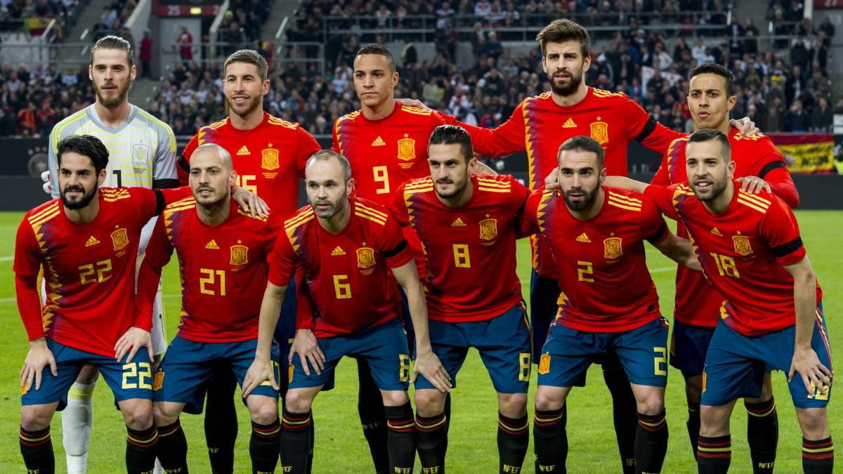 España, preparada para medirse a Suiza en el Estadio de la Cerámica