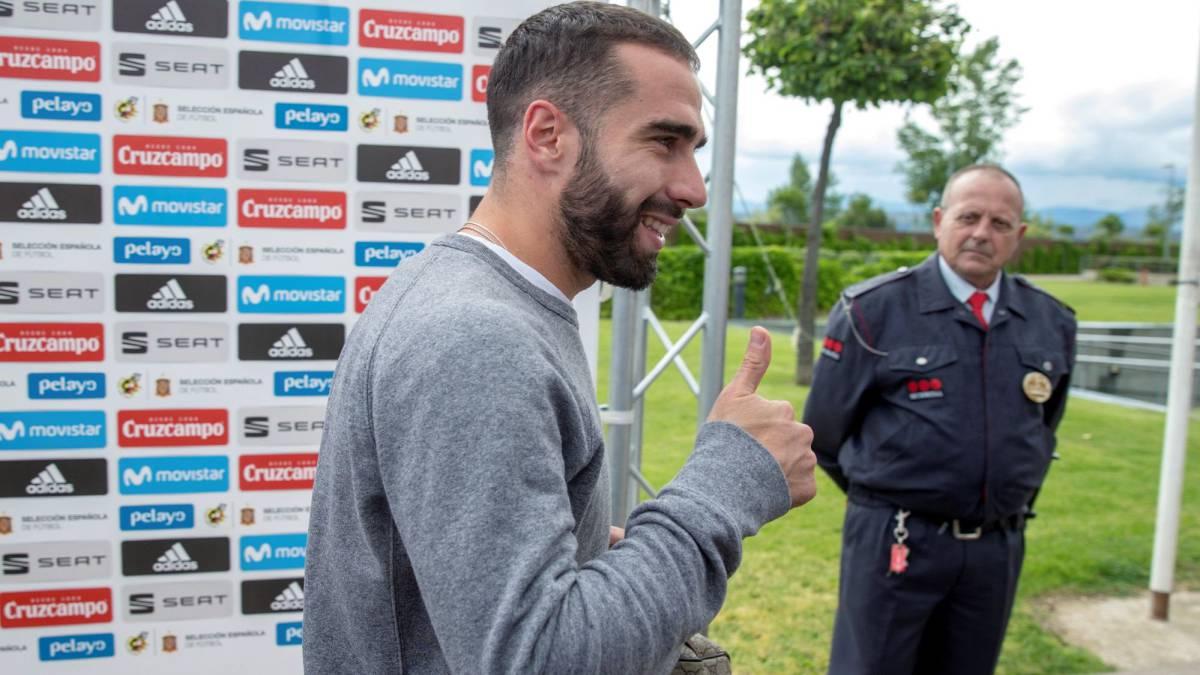 Iago Aspas anota y España gana el último partido amistoso
