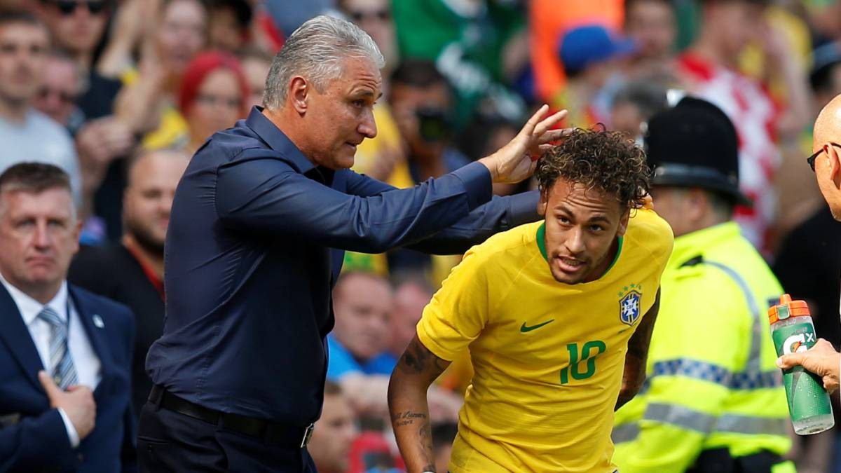 11e6e812c7 Real Madrid eyeing up Brazil coach Tite