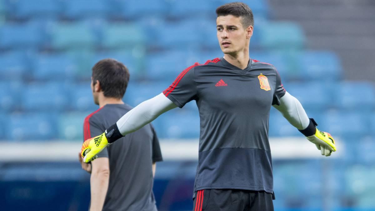 9e2bc473f De Gea  Spain fans want Man United keeper dropped for Kepa