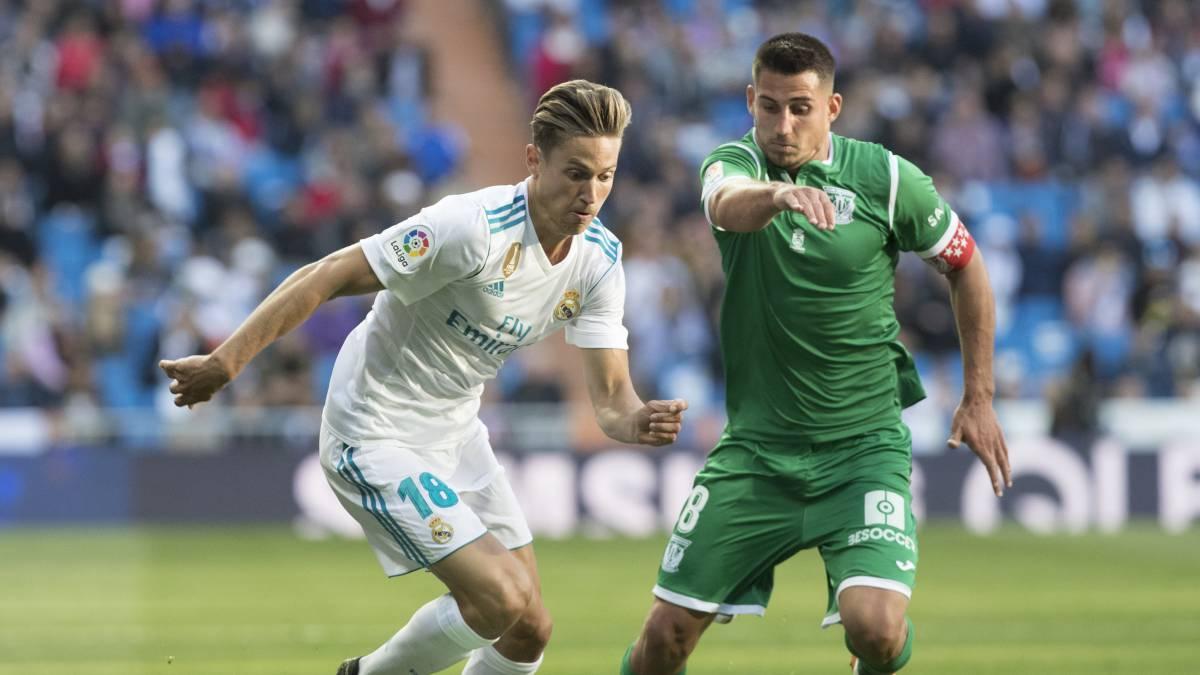 Marcos Llorente, gran objetivo del Sevilla si se marcha Nzonzi - AS.com