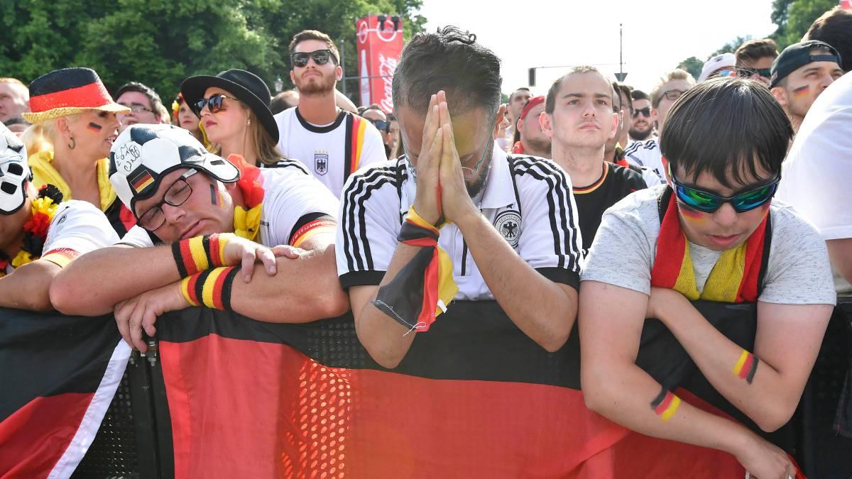Alemania | Más críticas hacia la Mannschaft después de perder ante ...