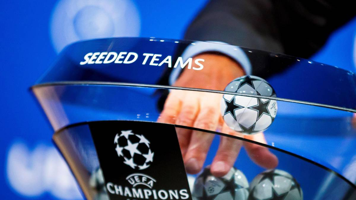CHAMPIONS La Champions quedará definida a partir del sorteo de ...