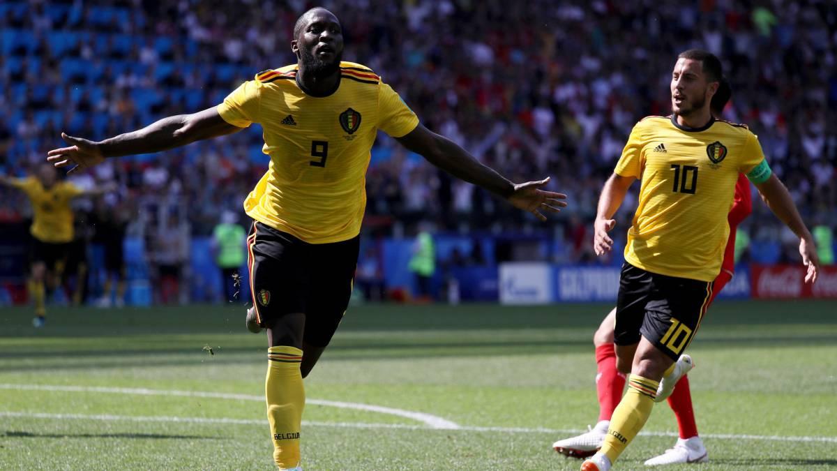 Lukaku se convierte en el máximo goleador de Bélgica en los Mundiales