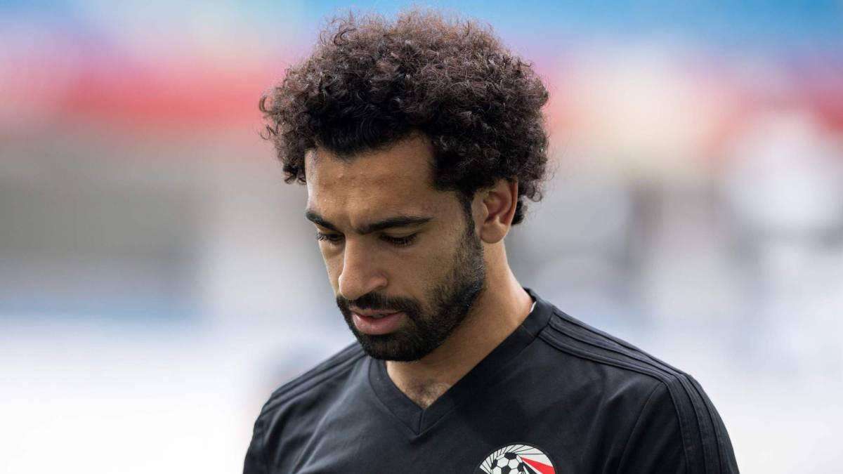 En el último minuto Arabia derrotó a Egipto - Mundial Rusia 2018