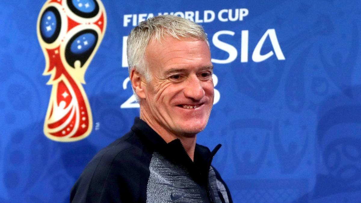 Francia empató con Dinamarca y terminó primero del Grupo C