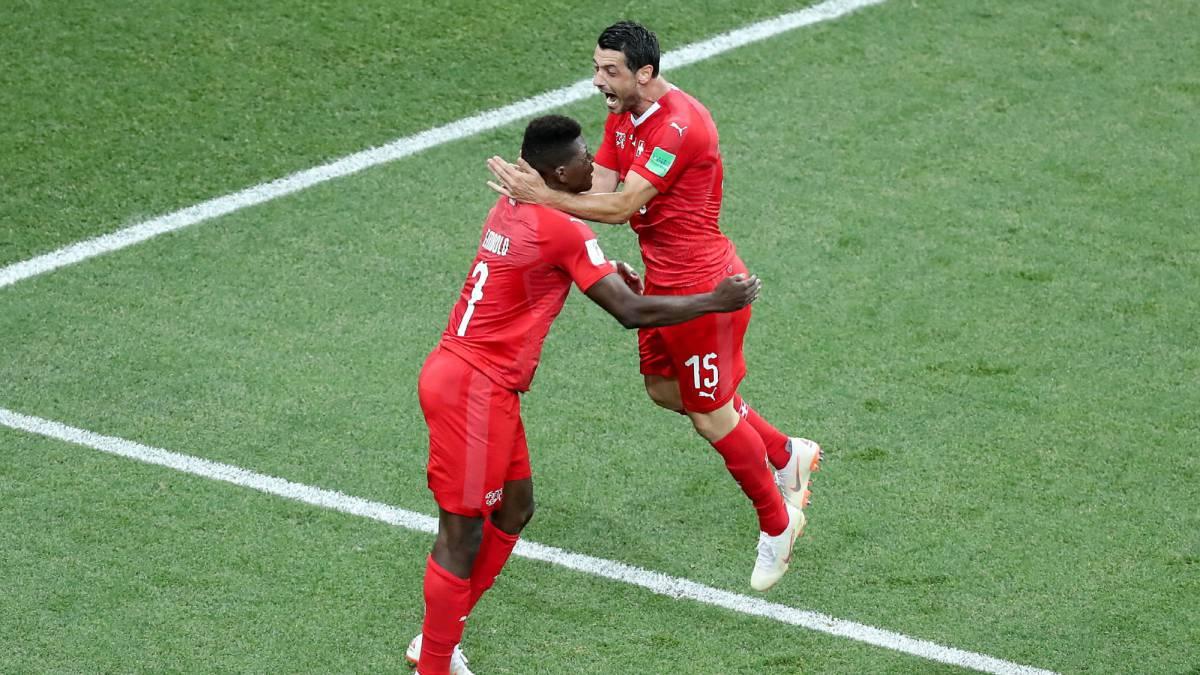 Suiza - Costa Rica en vivo: goles, resumen y resultado - AS.com
