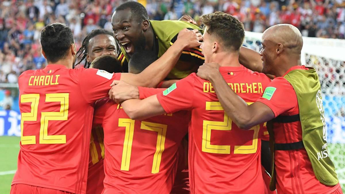 Inglaterra 0 - 1 Bélgica: resumen, resultado y gol. Grupo G - AS.com
