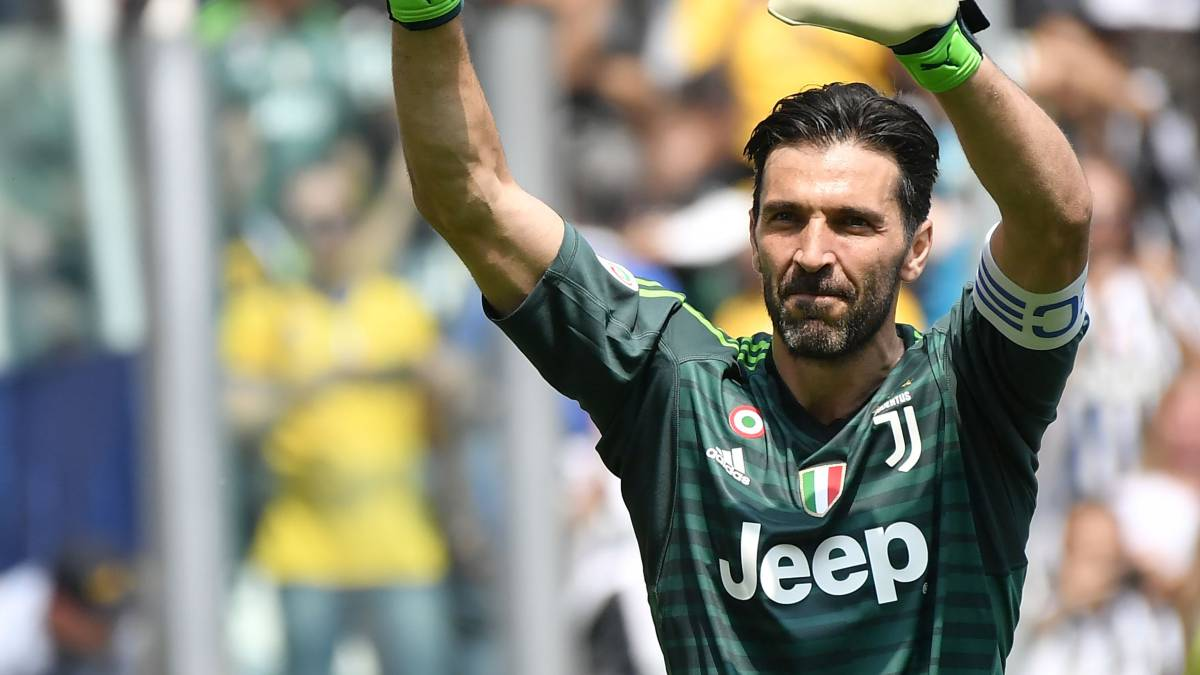 Buffon se despidió oficialmente de la Juventus | El Portal Deportivo