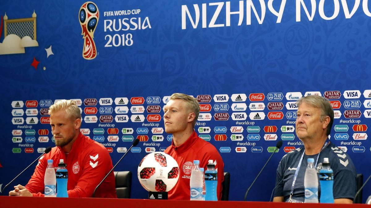 Croacia elimina a Dinamarca