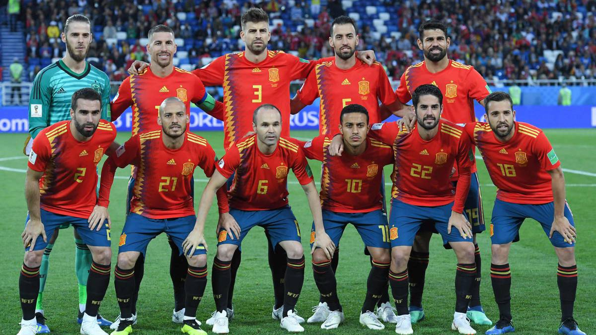 Rusia eliminó a España en cobros desde el punto penal