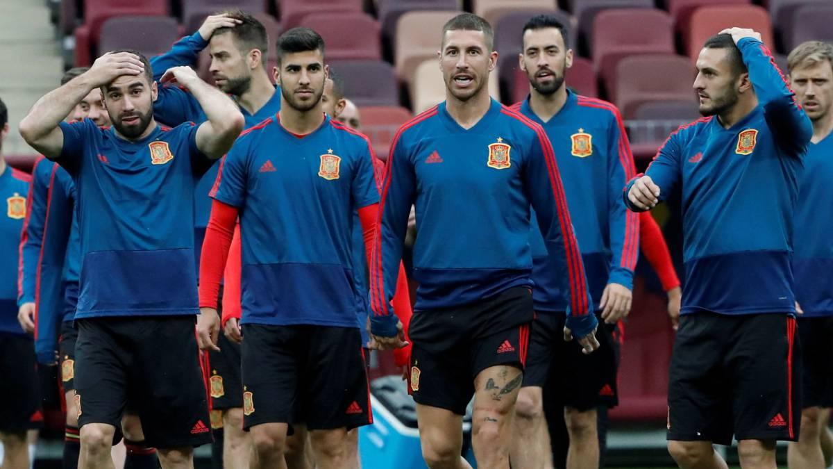 Rusia dejó fuera a la siempre favorita España