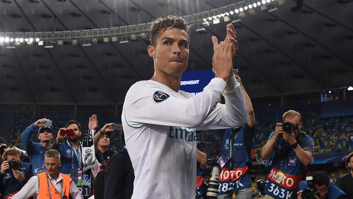 1db76458792 Jugones report Real Madrid have accepted Juve bid for Cristiano - AS.com