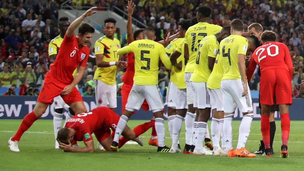 Mourinho trató de 'teatreros' a los jugadores de Inglaterra