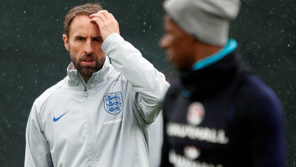 Inglaterra quiere seguir haciendo historia en la Copa Mundial Rusia 2018 | Selecciones