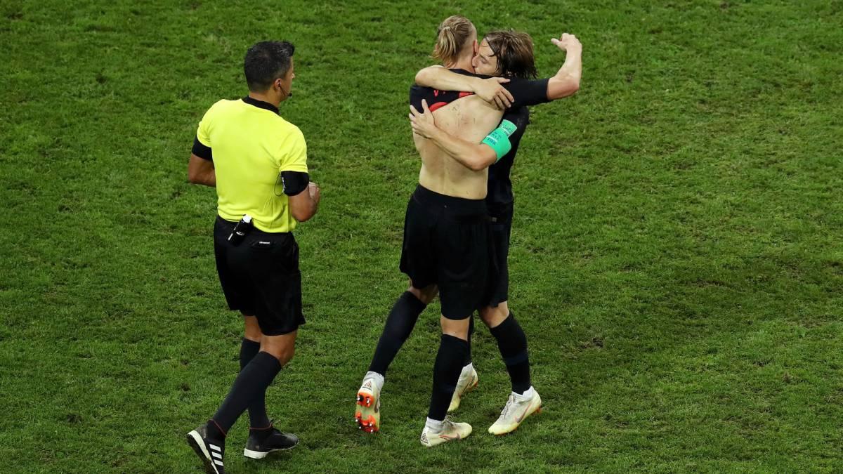 Rusia 2 (3) - 2(4) Croacia: resumen, goles y resultado - AS.com