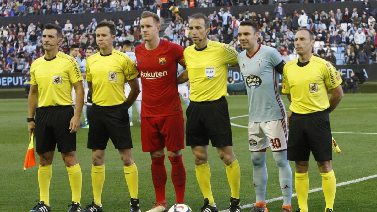 Los árbitros españoles serán los mejor pagados del mundo - AS.com f0fecca33d333