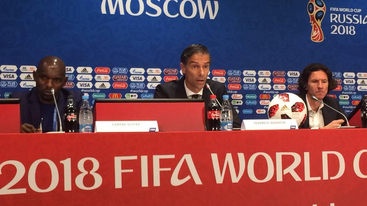 FIFA denunció 45 casos de acoso sexista en el Mundial