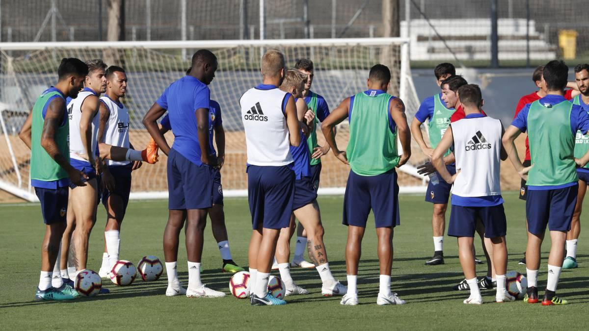 6dcca54b5d009 Pretemporada Valencia 2018  calendario de partidos y horarios - AS.com