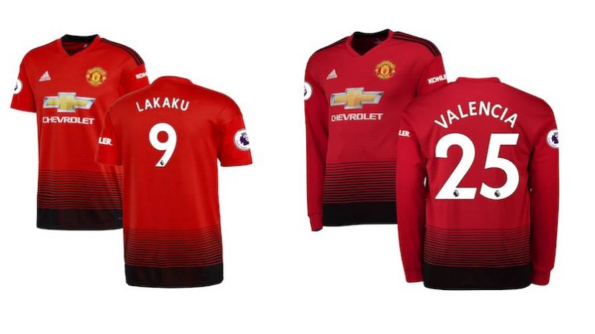 b29e93a1a Manchester United left red-faced after Lukaku shirt own goal - AS.com