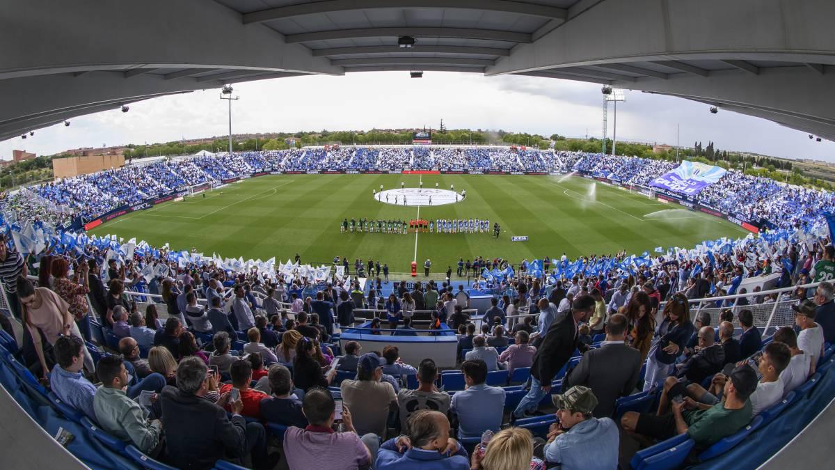 El Leganés superará los 10.000 socios esta temporada - AS.com d405b7e9455