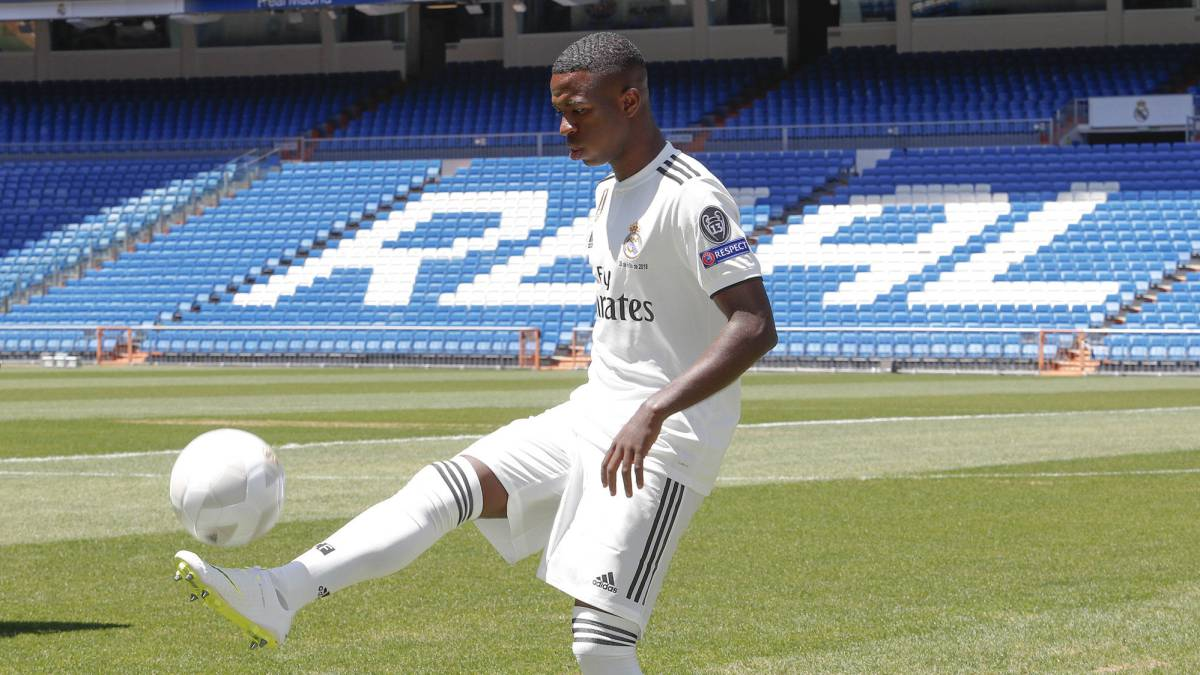 Vinicius: Real Madrid's plan for the Brazilian