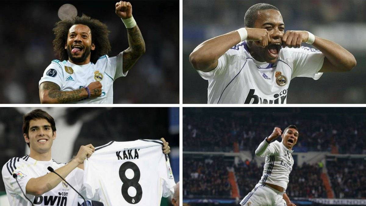 b6ad9f322 Vinicius  How Real Madrid s other Brazilians have fared - AS.com