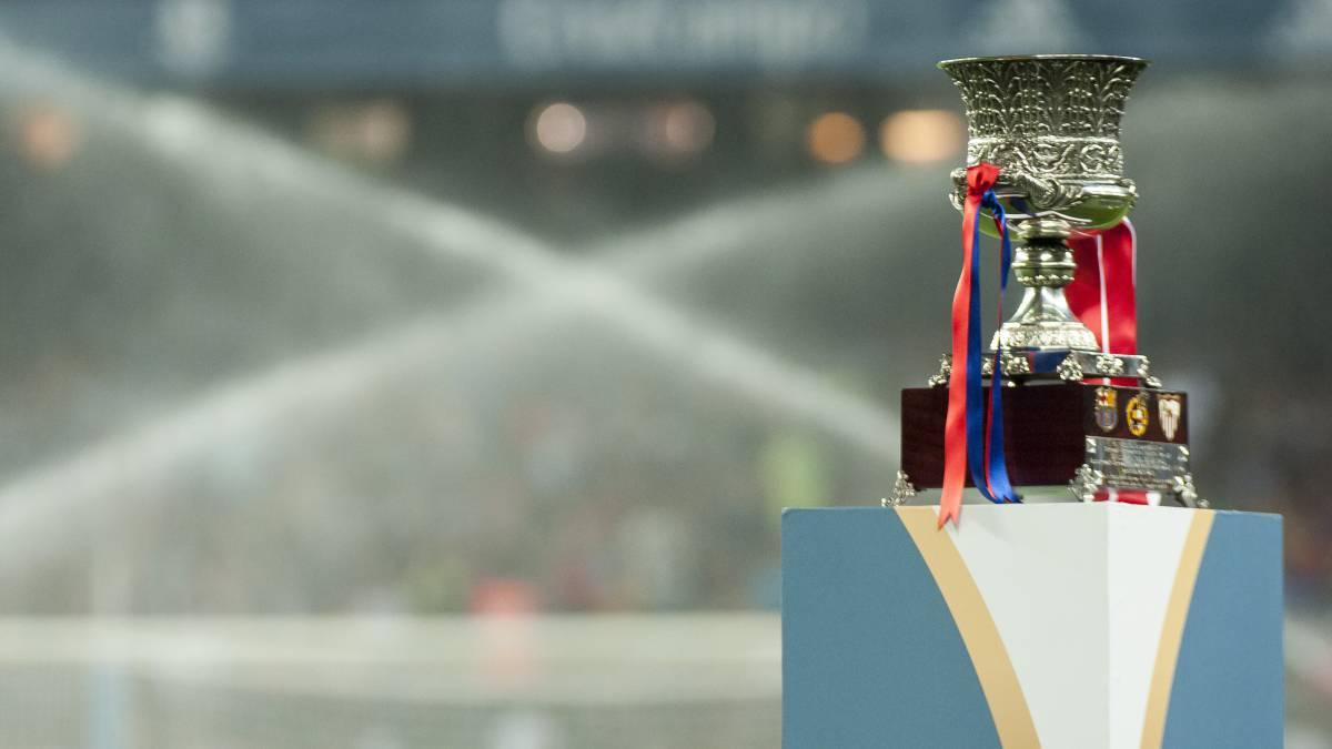 Luis Fernando Muriel enfrentará a Barcelona con Sevilla — Supercopa de España