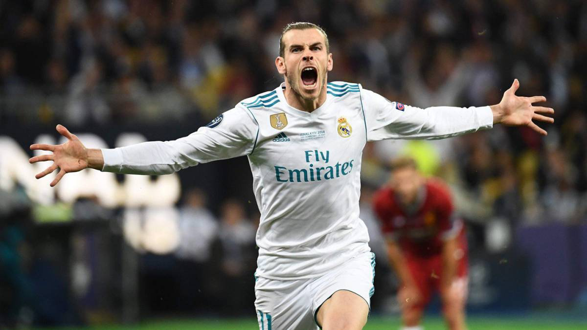 Gareth Bale can fill Ronaldo void - Real boss