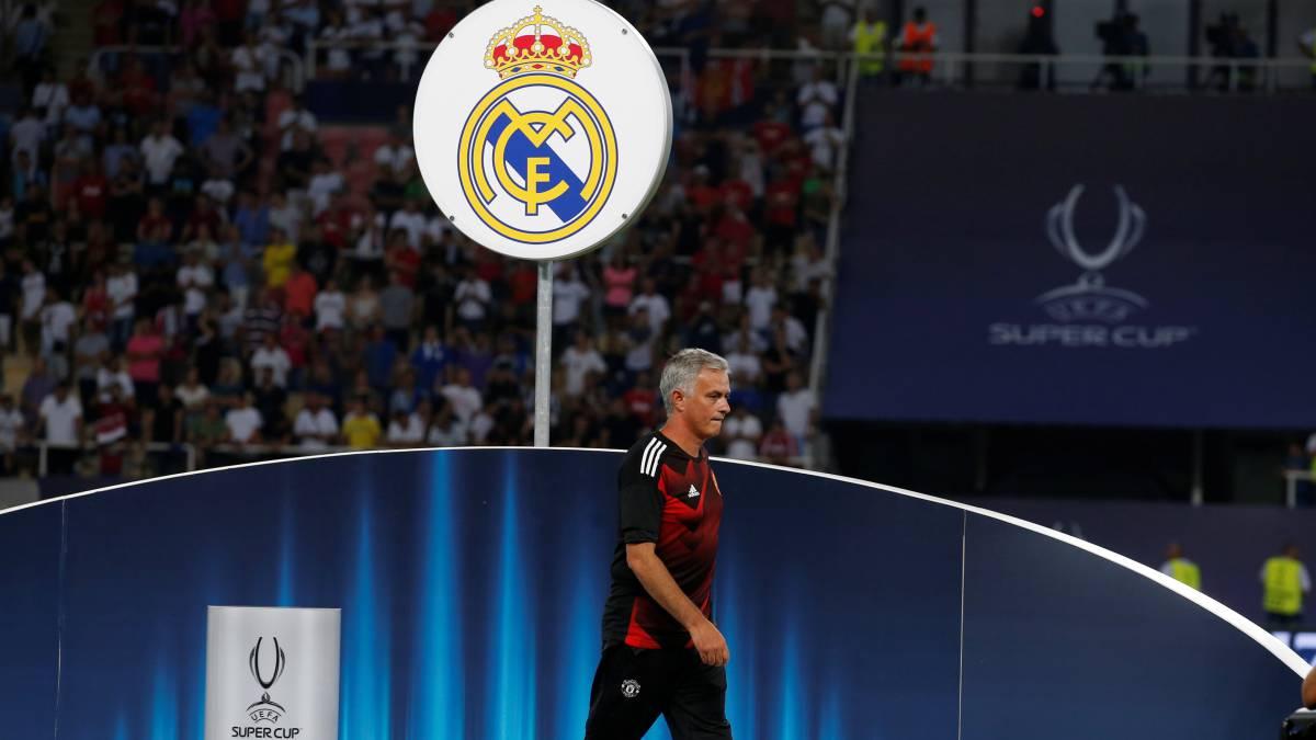 ¿Mourinho el descabezado? Zidane suena fuerte en el Manchester United